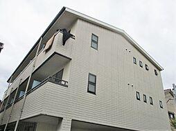 大阪府寝屋川市日之出町の賃貸マンションの外観