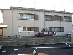 佐賀県佐賀市高木瀬東1丁目の賃貸アパートの外観