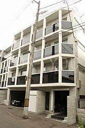 クラークサイドSAPPORO[3階]の外観