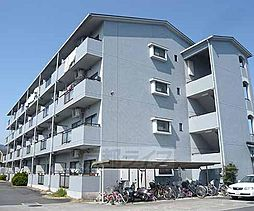 京都府向日市物集女町中条の賃貸マンションの外観