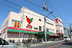 東京都練馬区南大泉5丁目の賃貸マンションの外観