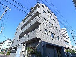 クリスタルSUN梅島[303号室]の外観