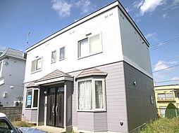 [テラスハウス] 北海道札幌市豊平区西岡一条3丁目 の賃貸【/】の外観