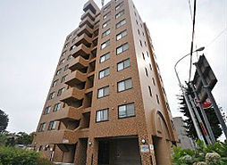 北海道札幌市東区苗穂町3丁目の賃貸マンションの外観