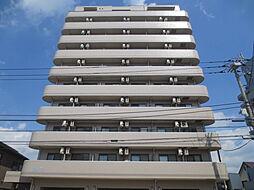 神奈川県厚木市元町の賃貸マンションの外観