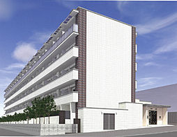 大阪府吹田市藤白台1丁目の賃貸マンションの外観