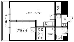 カーサヴェルデ宮ノ陣[7階]の間取り