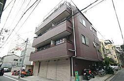 東京都文京区小石川2丁目の賃貸マンションの外観