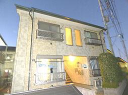 埼玉県さいたま市南区南浦和3の賃貸アパートの外観