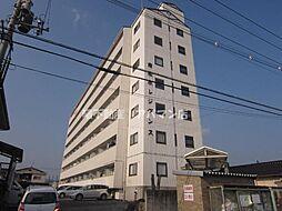 広島県福山市南松永町2丁目の賃貸マンションの外観