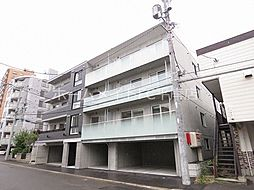 北海道札幌市豊平区美園八条1丁目の賃貸アパートの外観