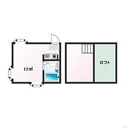 メゾンド・シオン[2階]の間取り