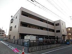 喜沢パールハイツ[202号室]の外観