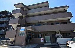 レーヴ北山田[203号室号室]の外観