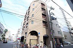 エスタイル北堀江[6階]の外観