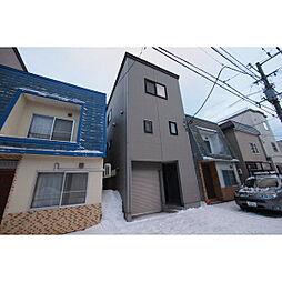 [一戸建] 北海道札幌市中央区南八条西21丁目 の賃貸【/】の外観