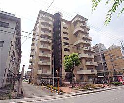 京都府京都市下京区西七条八幡町の賃貸マンションの外観