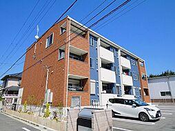 奈良県奈良市佐保台西町の賃貸アパートの外観