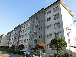 茨木郡山B住宅A27棟[5階]の外観