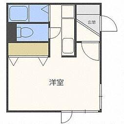 エルフィーネIV[3階]の間取り