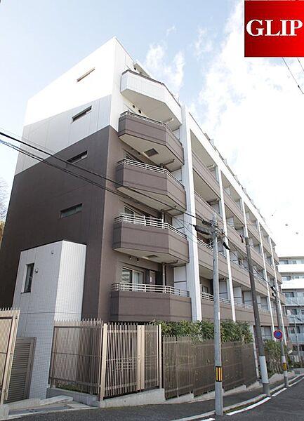 ザ・パークハビオ横浜山手[7階]の外観