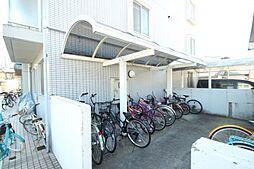 広島県広島市佐伯区利松3丁目の賃貸マンションの外観
