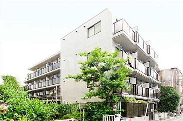 プロムナード三軒茶屋 4階の賃貸【東京都 / 世田谷区】