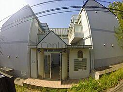 大阪府池田市石橋3丁目の賃貸マンションの外観