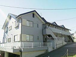 桜香ハイツA棟[2階]の外観