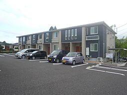 宮崎県宮崎市清武町船引の賃貸アパートの外観