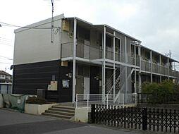 ニューバリア[2階]の外観