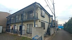 東京都武蔵野市関前2丁目の賃貸アパートの外観