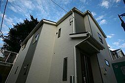 [一戸建] 東京都調布市深大寺東町7丁目 の賃貸【/】の外観