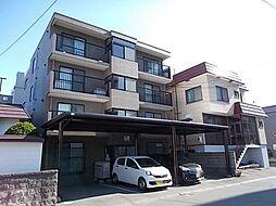 北海道札幌市東区北二十三条東15丁目の賃貸マンションの外観