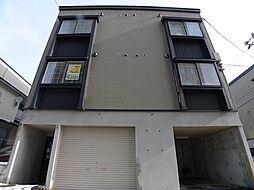 クリエイト旭町A[2階]の外観