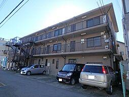 埼玉県坂戸市千代田3丁目の賃貸マンションの外観