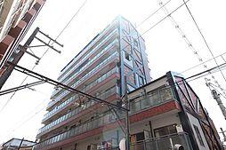 大阪府大阪市浪速区恵美須西3丁目の賃貸マンションの外観