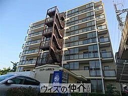エスアール高崎ビル[4階]の外観