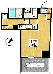 LEON-A[2階]の間取り