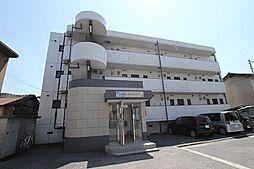 広島県広島市安佐南区東野2丁目の賃貸マンションの外観