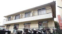 千葉県船橋市本町6の賃貸アパートの外観