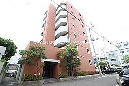 香川県高松市番町5丁目の賃貸マンションの外観