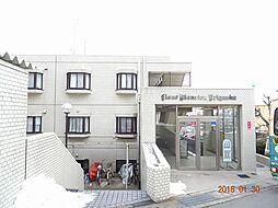 ライオンズマンション百合ヶ丘[302号室]の外観