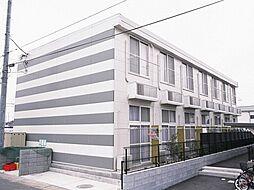 レオパレスBellTree[2階]の外観
