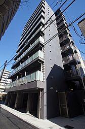 神奈川県横浜市南区高根町4丁目の賃貸マンションの外観