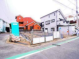 東京都葛飾区南水元2の賃貸アパートの外観