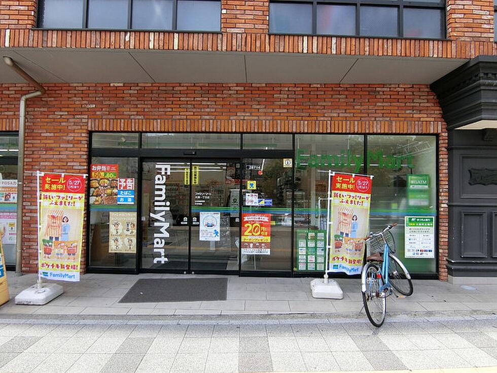 周辺(ファミリーマート大須一丁目店まで76m)