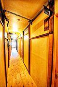 古い木造アパートを大改装し、SMALLOFICCEとして蘇らせました。