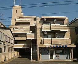 京都府宇治市羽拍子町の賃貸マンションの外観