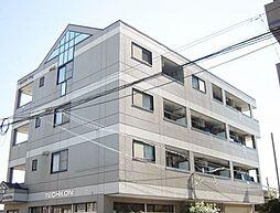 千葉県我孫子市白山1丁目の賃貸マンションの外観